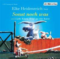 Sonst noch was. Audiobooks. CD