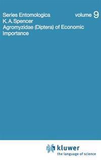 Agromyzidae Diptera of Economic Importance