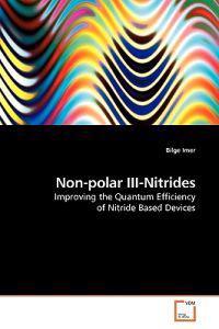 Non-polar Iii-nitrides