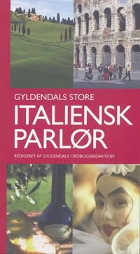 Gyldendals store italiensk parlør