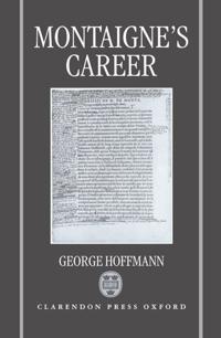 Montaigne's Career
