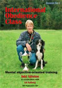 INTERNATIONAL OBEDIENCE CLASS