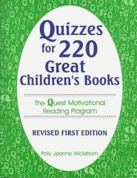Quizzes for 220 Great Children's Books