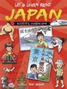 Let's Learn About Japan Coloring and Activity Book