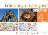 Edinburgh - Glasgow Popout Map