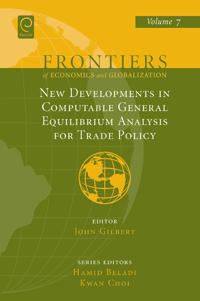New Developments in Computable General Equilibrium Analysis for Trade Policy