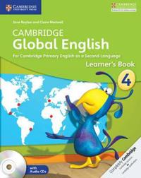 Cambridge Global English Stage 4 Learner's Book