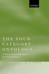 The Four-Category Ontology