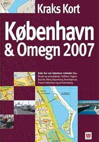 Kraks kort over København og omegn
