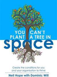 You cant plant a tree in space - create the conditions for you and your org