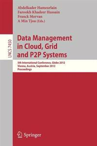 Data Mangement in Cloud, Grid and P2P Systems
