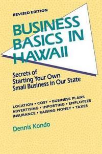 Business Basics in Hawaii