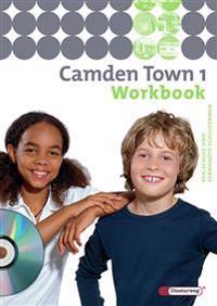 Camden Town 1. Workbook mit Multimedia-Sprachtrainer . Realschule und verwandte Schulformen. Mit CD-ROM