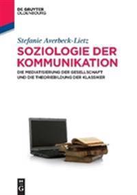 Soziologie Der Kommunikation