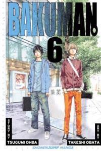 Bakuman 6