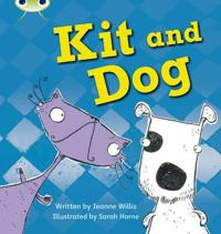 Bug Club Phonics Bug Set 03 Kit and Dog