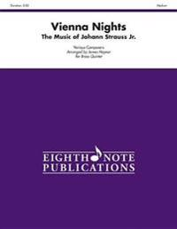 Vienna Nights: The Music of Johann Strauss Jr., Score & Parts