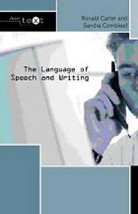 Language of Speech and Writing