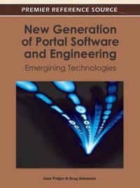 New Generation of Portal Software and Engineering