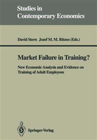 Market Failure in Training?