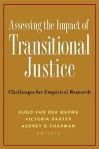 Assessing the Impact of Transitional Justice