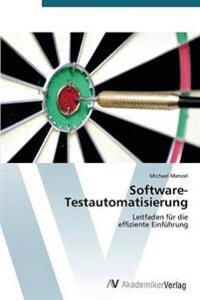 Software-Testautomatisierung