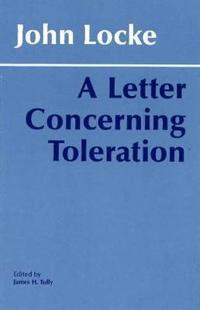 Letter Concerning Toleration