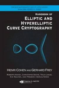 Handbook of Elliptic and Hyperelliptic Curve Crytography