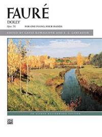 Faur -- Dolly Suite: For One Piano, Four Hands