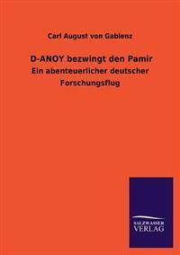 D-Anoy Bezwingt Den Pamir