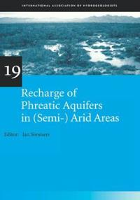 Recharge of Phreatic Aquifers in (Semi-) Arid Areas