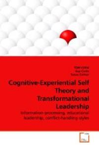 Cognitive-Experiential Self Theory and Transformational Leadership