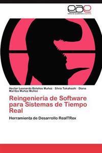 Reingenieria de Software Para Sistemas de Tiempo Real
