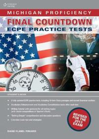 Michigan Proficiency Final Countdown ECPE Student Book & Glossary Pack