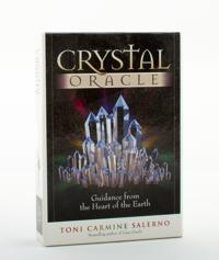 Crystal Oracle (44-Card Deck And 88 Page Guidebook In Hard C