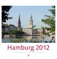 Hamburg 2012. Postkartenkalender