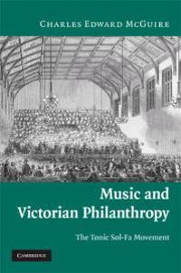 Music and Victorian Philanthropy