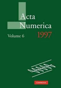 Acta Numerica 1997