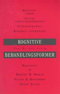 Kognitive behandlingsformer