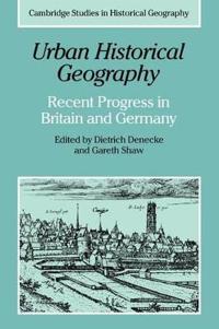 Urban Historical Geography