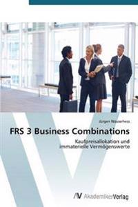 Frs 3 Business Combinations