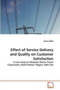 Effect of Service Delivery and Quality on Customer Satisfaction