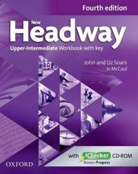 New Headway: Upper-Intermediate B2: Workbook