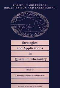 Strategies and Applications in Quantum Chemistry