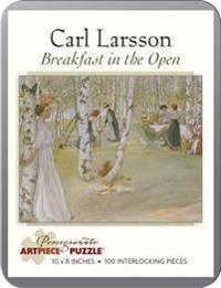 Carl Larsson - Breakfast in the Open