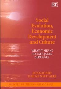 Social Evolution, Economic Development, and Culture
