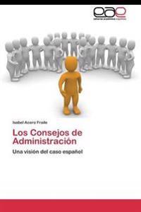 Los Consejos de Administracion