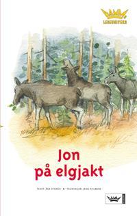 Jon på elgjakt