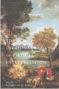 Scm Dictionary of Biblical Interpretation