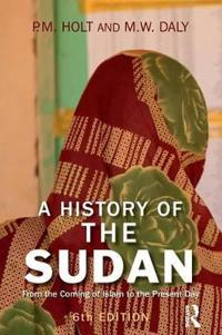 A History of the Sudan